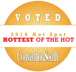 Convention South Hottest Places – 2018